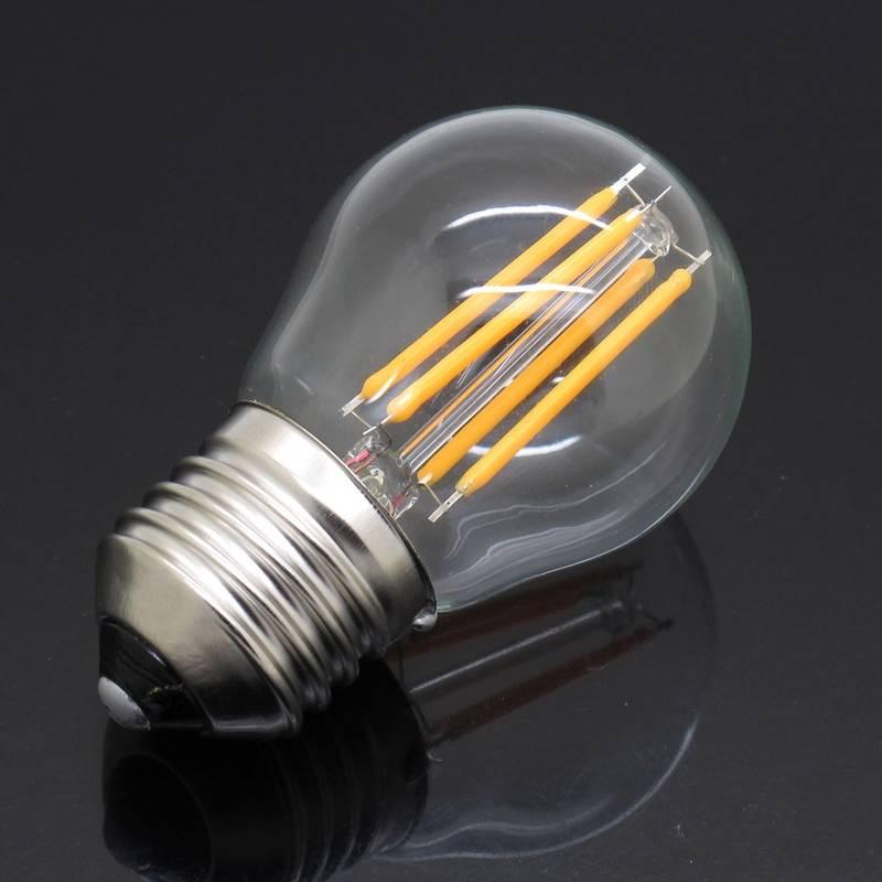 led filament lampe e27 10 85 chf. Black Bedroom Furniture Sets. Home Design Ideas